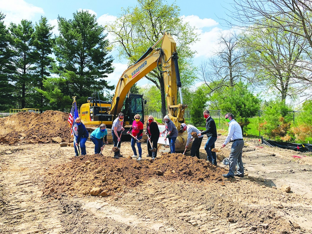 The Sauk Prairie School District broke ground on its $65 million school improvement project last Wednesday. While most of the funds will be utilized...