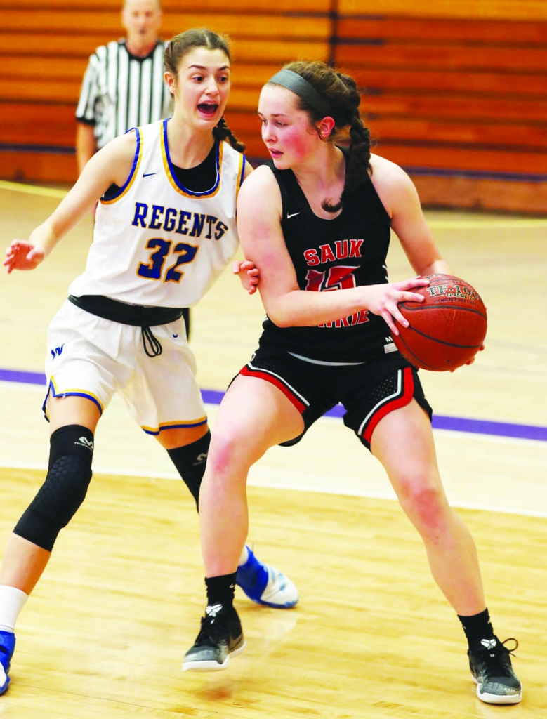 It was a tale of two ends of the spectrum, the highest of highs and the lowest of lows for the Sauk Prairie girls basketball team last week.The...