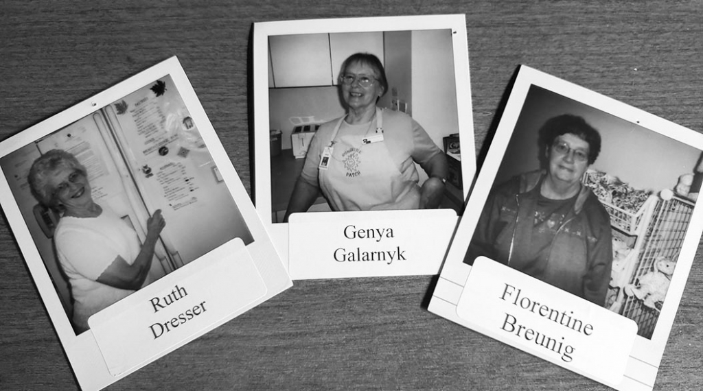 With a combined contribution of 84 years, three long-time volunteers have officially retired from volunteering at Sauk Prairie Healthcare (SPH)....
