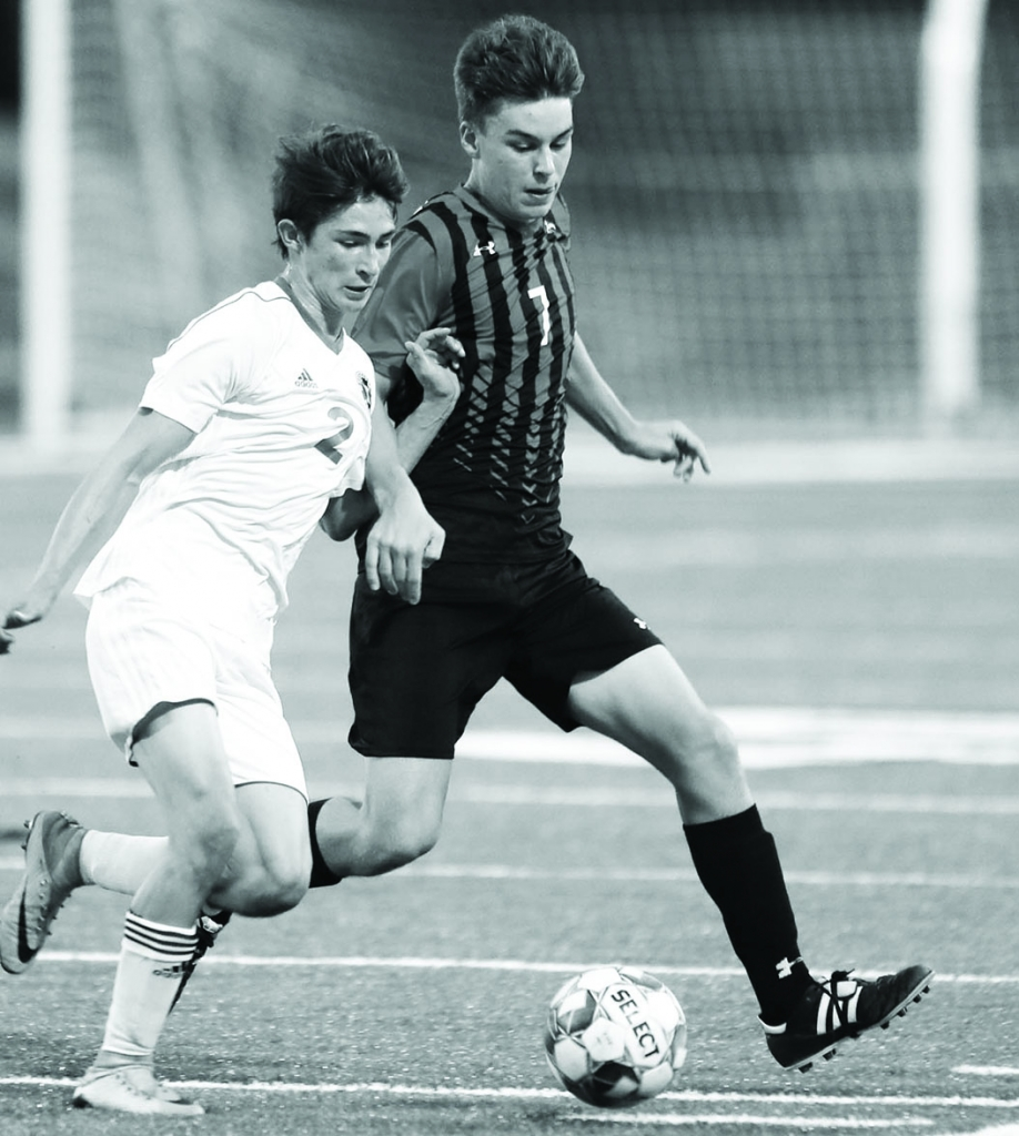 On paper, the 4-4 record Sauk Prairie's boys soccer team possesses won't wow anyone.But considering the Eagles have played one of the...