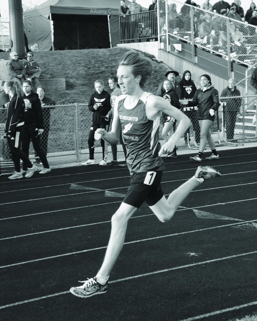 Former Wisconsin Heights standout Christian Patzka is currently competing for UW-Whitewater's track and field team.In Patzka's...