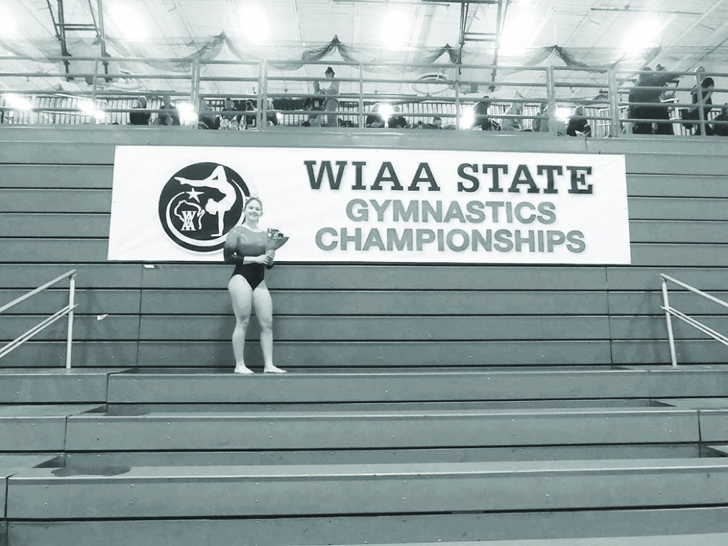 The best is arguably yet to come for Sauk Prairie junior gymnast Heidi Kuhnau.Last Saturday, Kuhnau made her individual state tournament debut,...